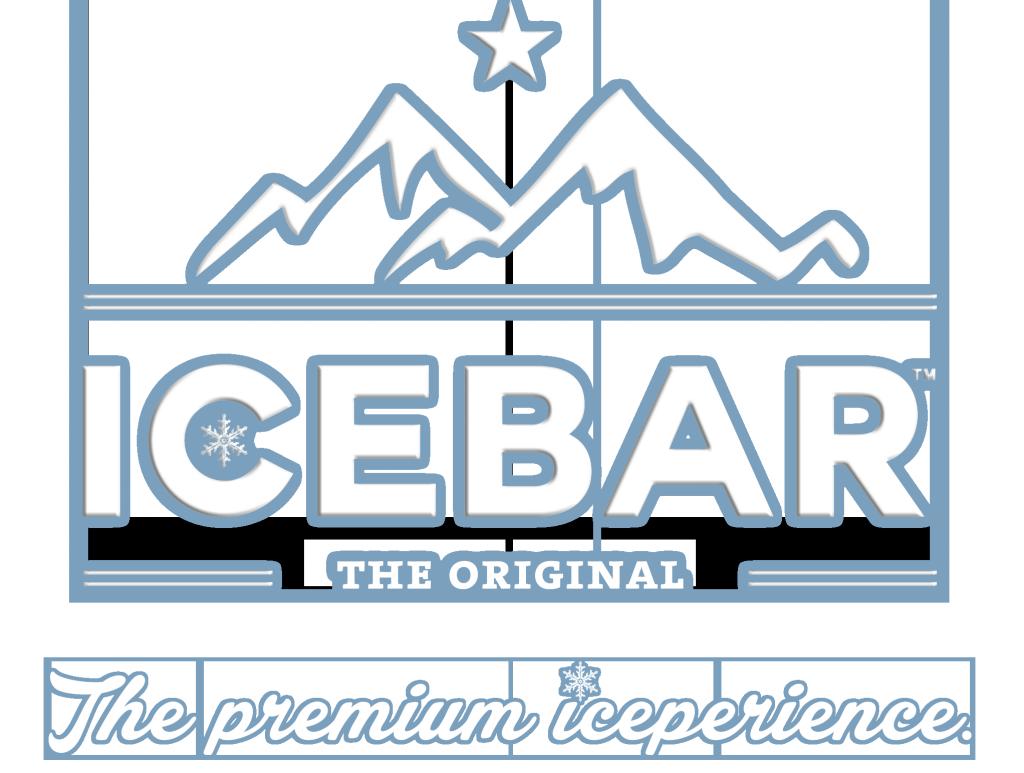 icebar, ice, original, premium, experience, logo