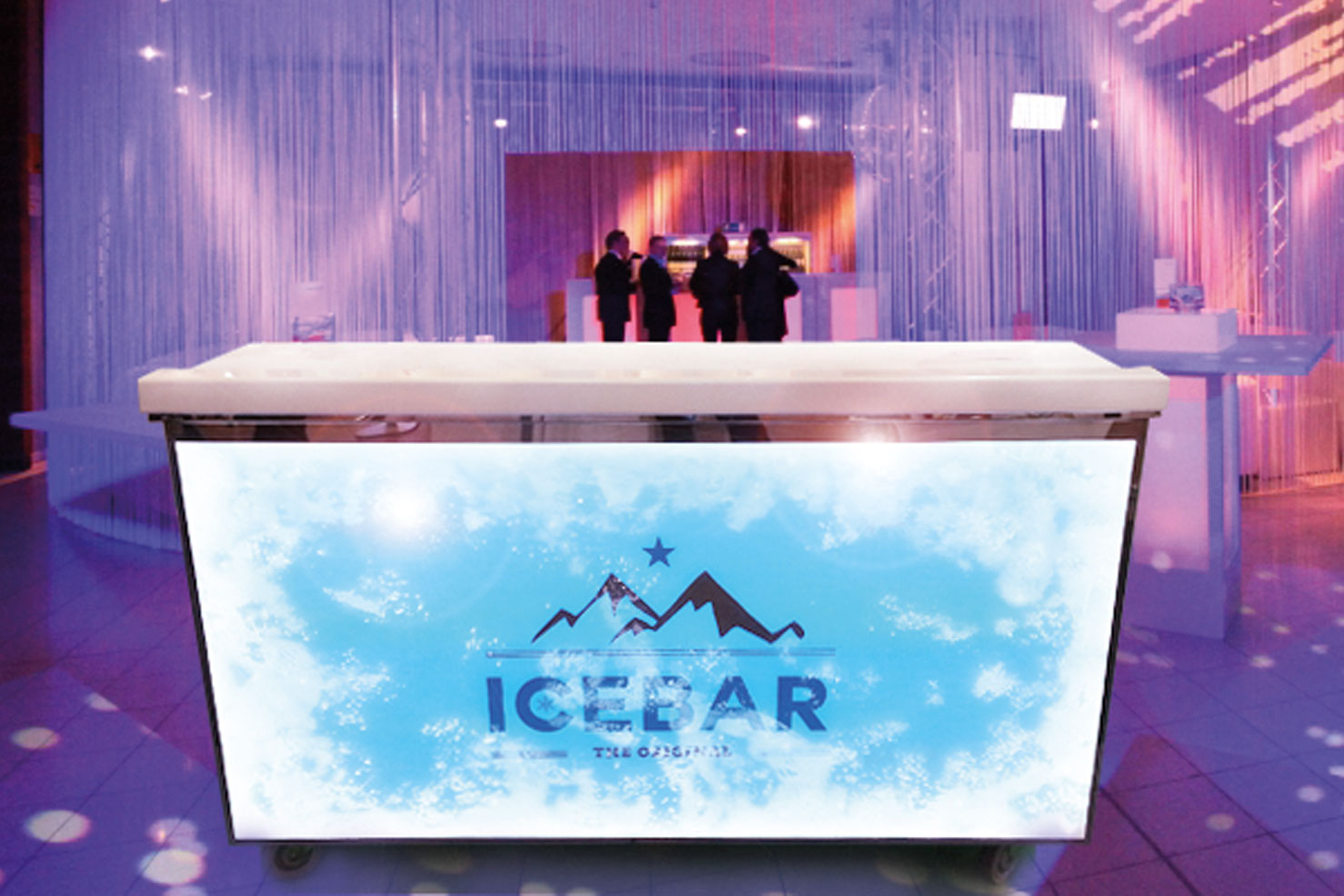 ice, icebar, indoor