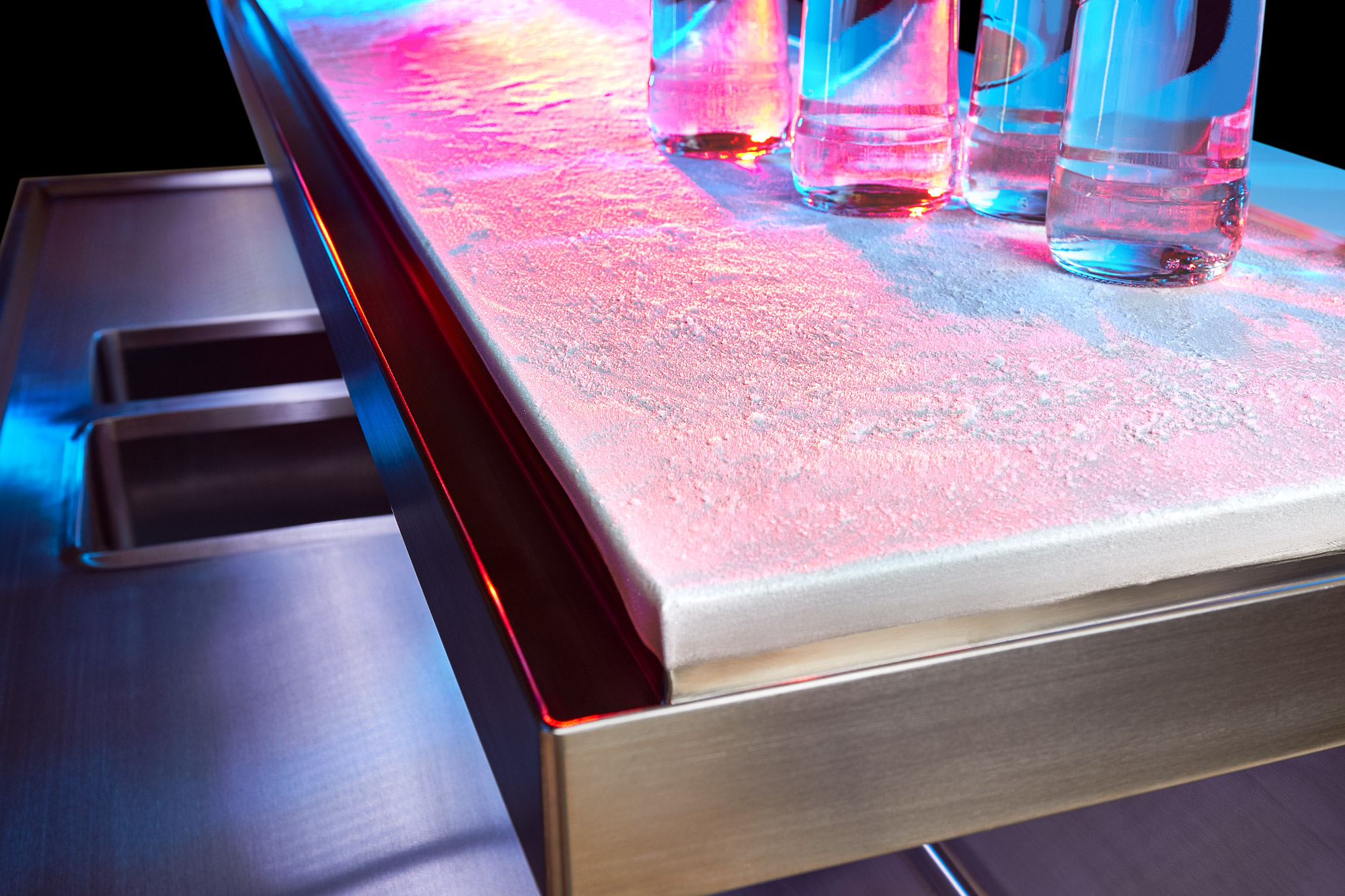 icebar, ice, bar, premium design, features, individual branding, original